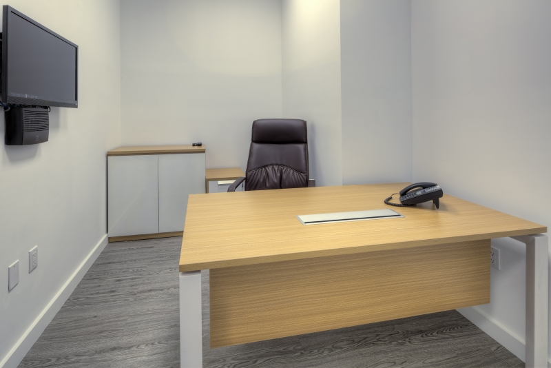 The Bottom Line - Office Space in a business center saves you money.